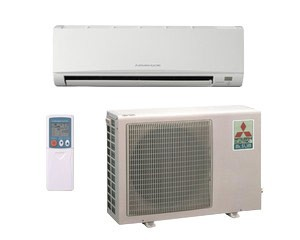 Mini Split Ductless Air Conditioning